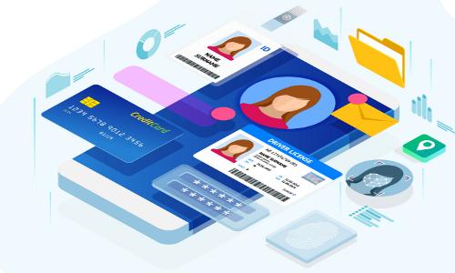 Web authentication, illustration
